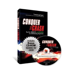 Conquer The Crash Book Image